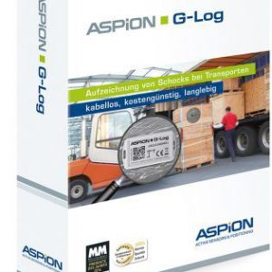 ASPION G-Log Datenlogger - Testpaket